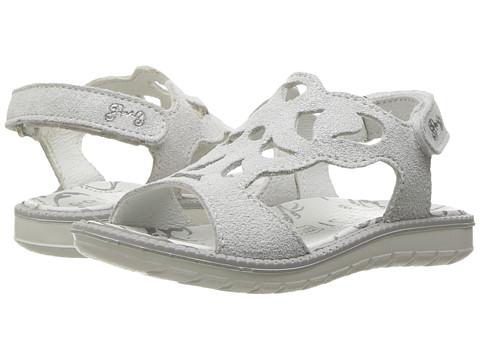 Primigi Kids PAT 7615 (Toddler/Little Kid) - Silver