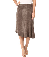 Ivanka Trump - Suede Skirt