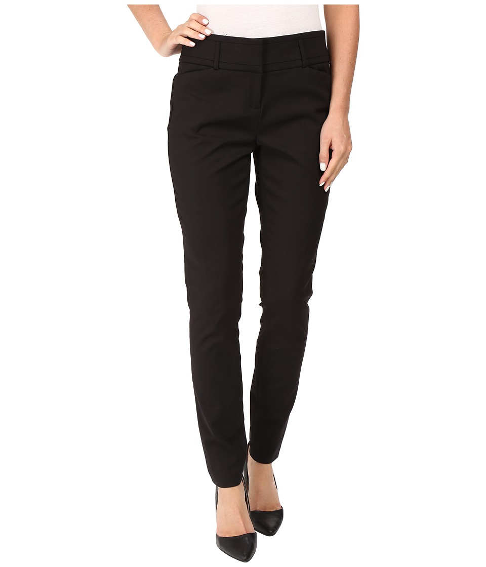Ivanka Trump - Compression Pants (Black) Womens Casual Pants