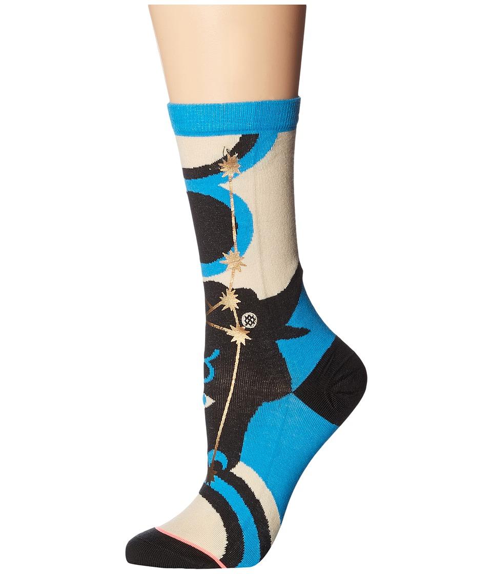 Stance - Taurus (Multi) Women's Crew Cut Socks Shoes