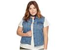 Levi's® Plus - Plus Size Trucker Vest