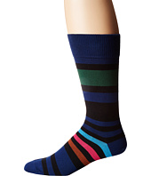 Paul Smith - Odd Block Stripe Sock