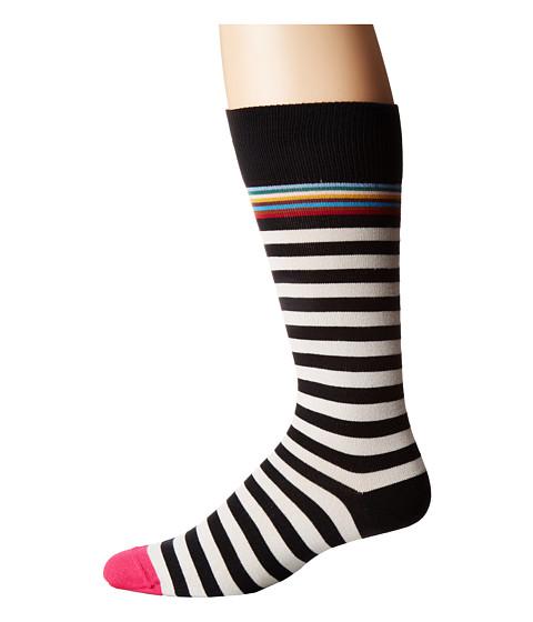 Paul Smith Multi Top Stripe Sock