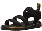 Dr. Martens Kid's Collection - Zachary Tech 3 Strap Sandal (Big Kid)