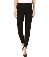 Ivanka Trump - Faux Suede Pull-On Pants
