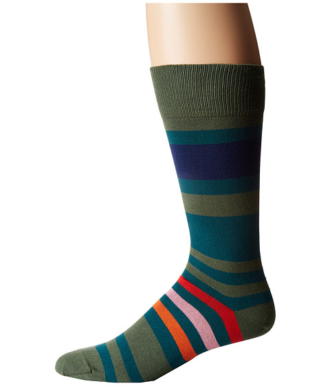Paul Smith Odd Block Stripe Sock