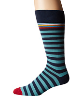 Paul Smith - Multi Top Stripe Sock