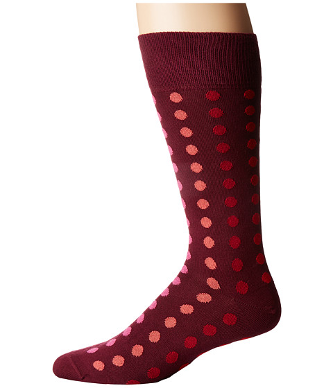 Paul Smith Gradient Polka Sock