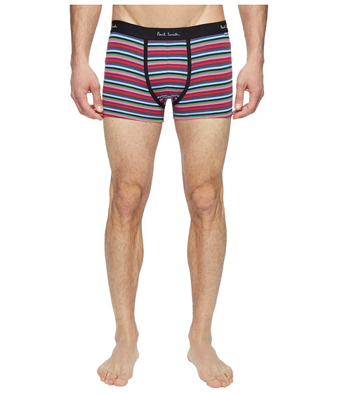 Paul Smith Striped Low-Rise Boxer Brief