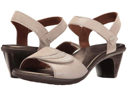 Aravon Medici Sandal - Metallic