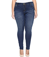 KUT from the Kloth - Plus Size Mia Toothpick Skinny Jeans in Repose
