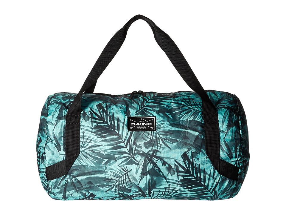 Dakine Stashable Duffel 33L (Painted Palm) Duffel Bags