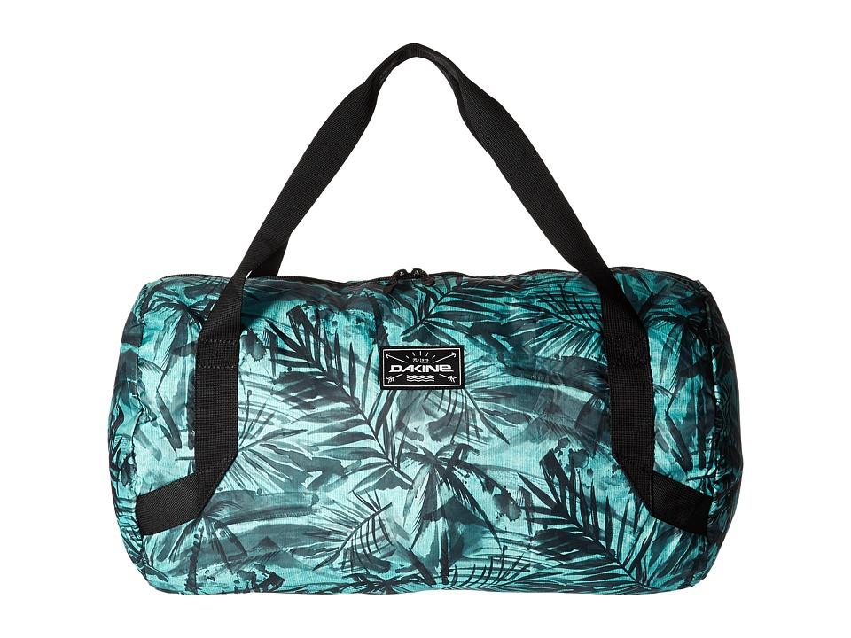 Dakine Stashable Duffel 33L (Painted Palm) Duffel Bags
