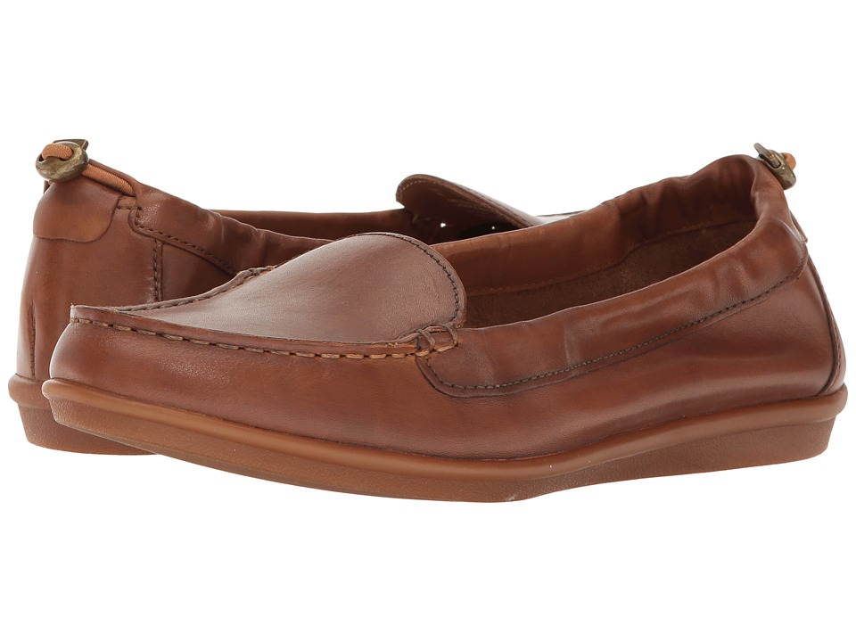 Hush Puppies Endless Wink (Tan Leather) Women
