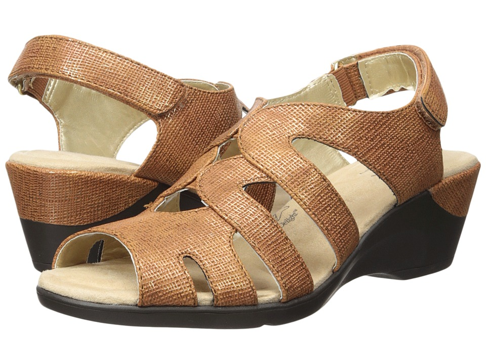 Soft Style - Patsie (Tan Cambric) Womens Shoes