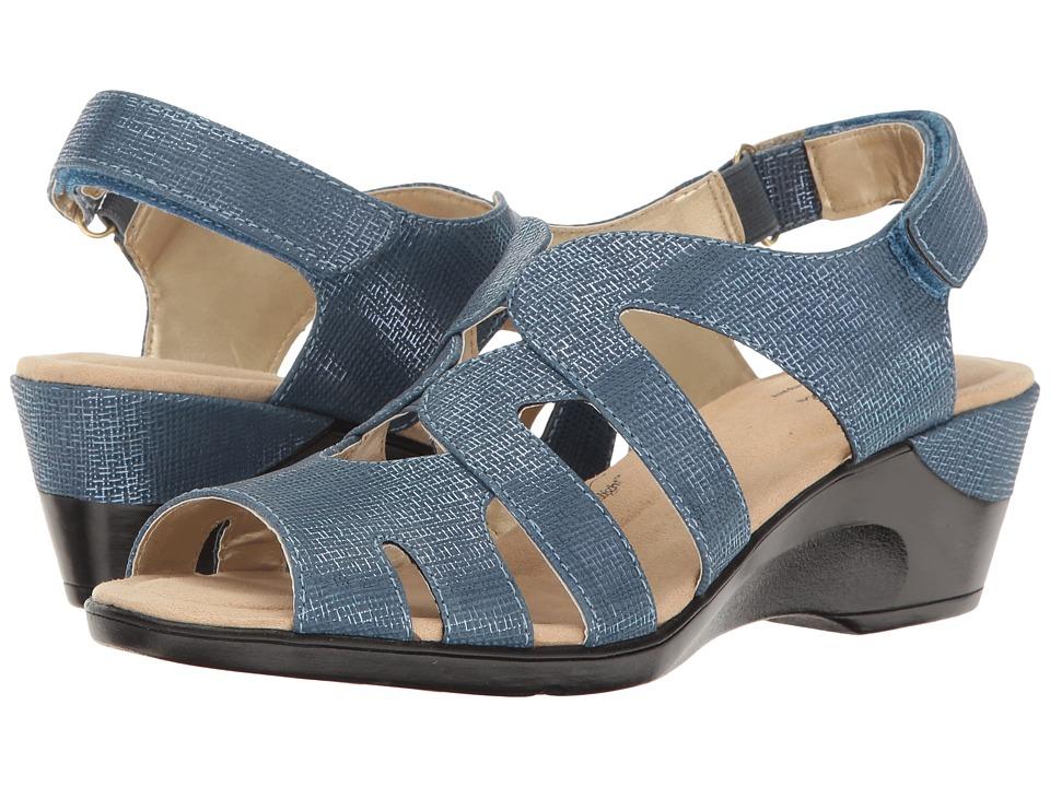 Soft Style Patsie (Mid Blue Cambric) Women