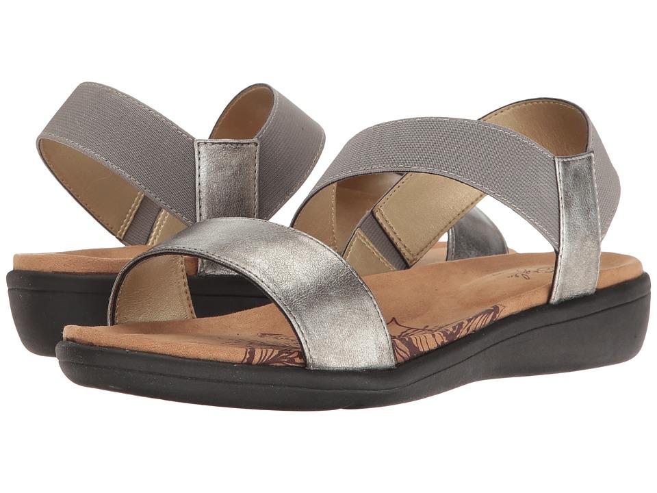 Soft Style Prema (Pewter) Sandals