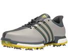 adidas Golf Tour360 Boost (Light Onix/Bold Onix/Vivid Yellow)
