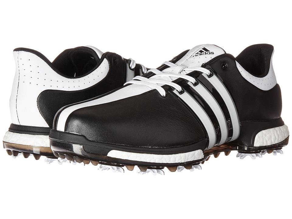 adidas Golf Tour360 (Core Black/FTWR White/Core Black) Men