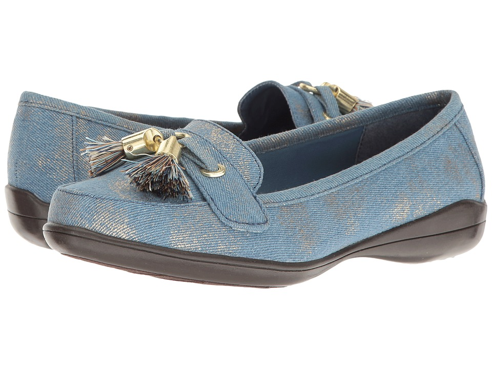 Soft Style Denise (Washed Blue Denim) Women