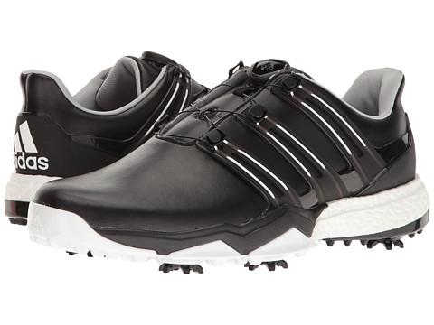adidas Golf Powerband Boa Boost - Core Black/Core Black/Ftwr White