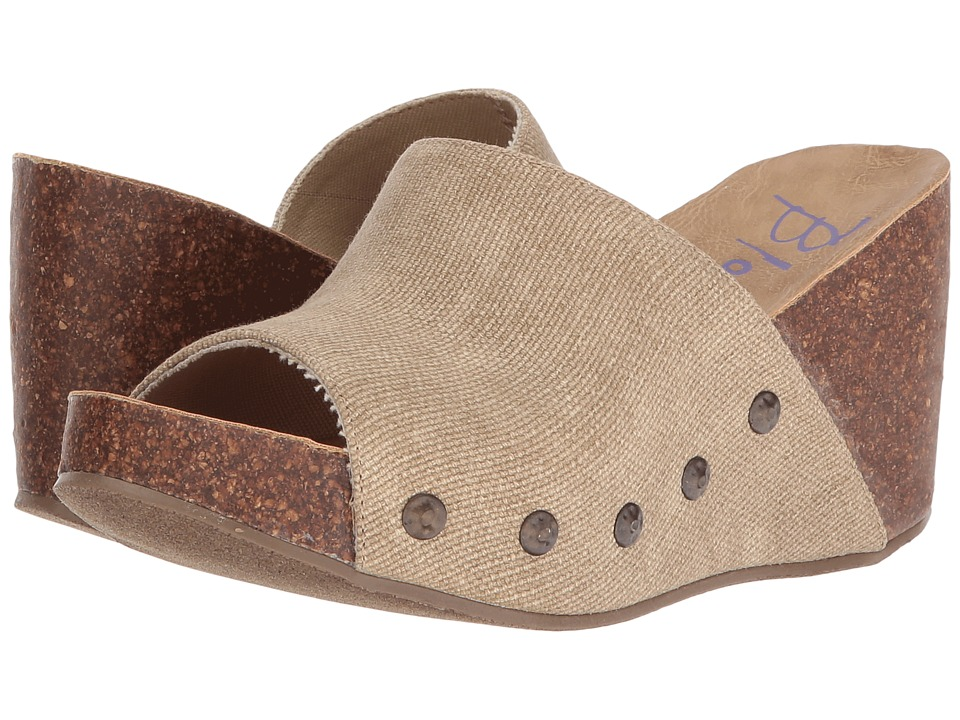 Blowfish Host (Desert Sand Rancher Canvas) Women