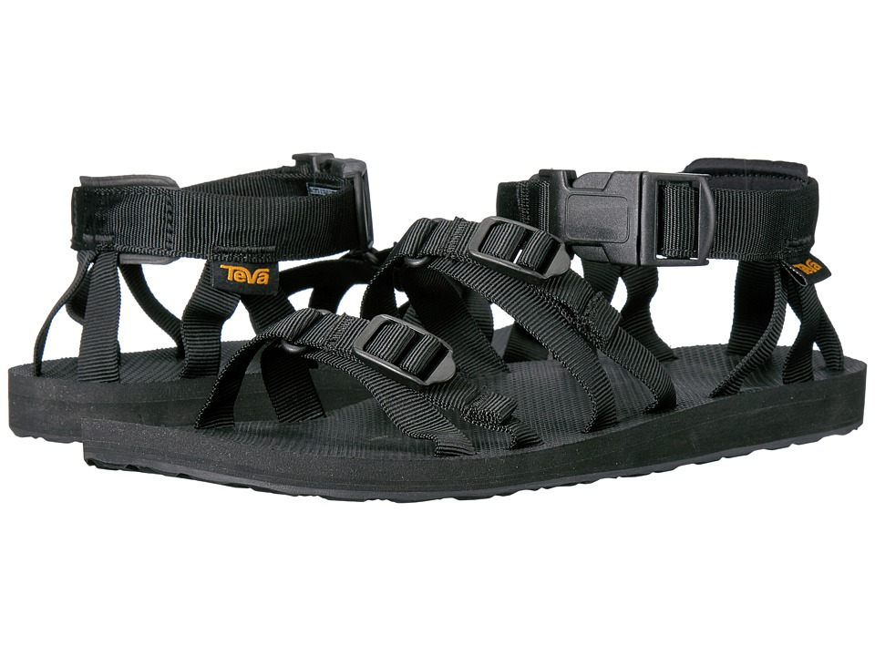 Teva - Alp (Black) Mens Shoes