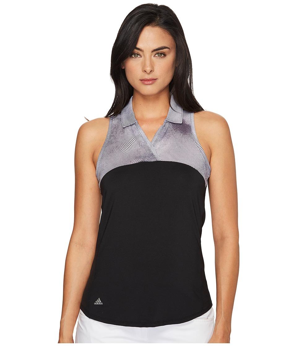 adidas Golf - Merch Print Short Sleeveless