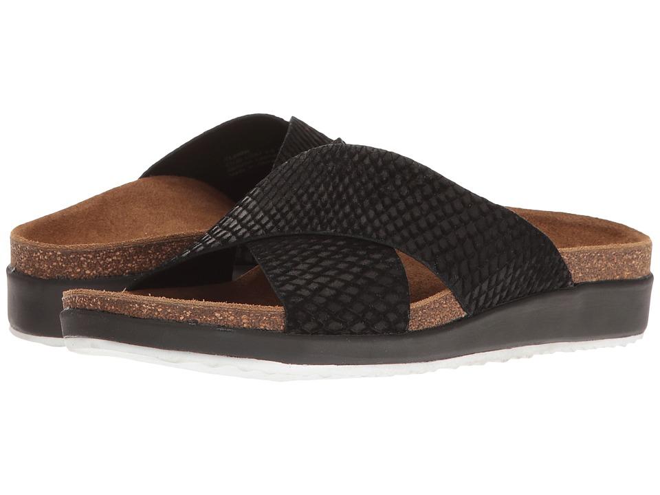 Aetrex - Dawn (Black) Women's Sandals
