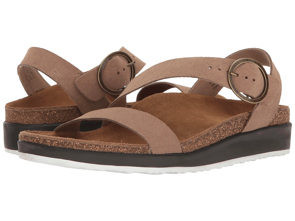 Image of Aetrex - Adrianna (Taupe) Women's Sandals