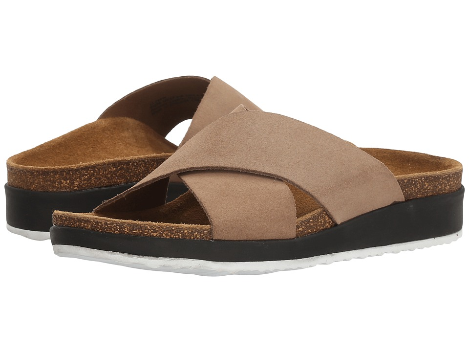 Aetrex Dawn (Taupe) Sandals