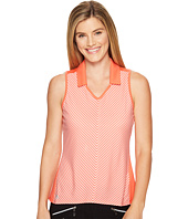 adidas Golf - climachill Fashion Sleeveless Polo