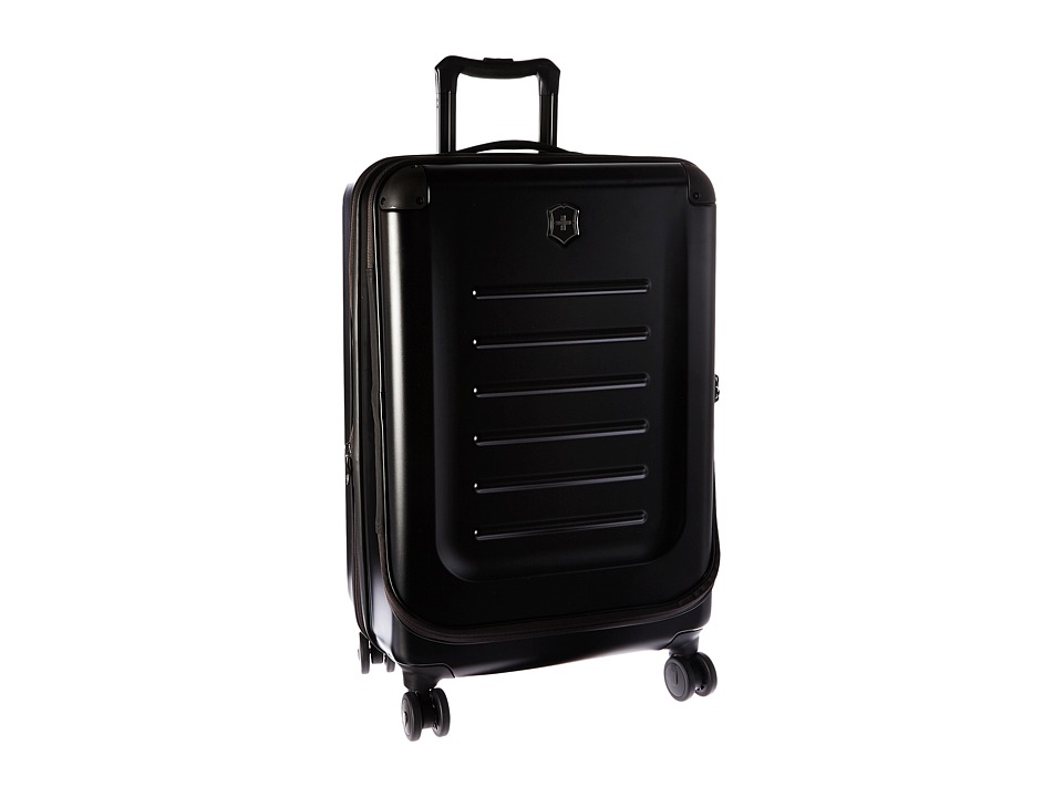 Victorinox - Spectra Medium Expandable (Black) Carry on Luggage
