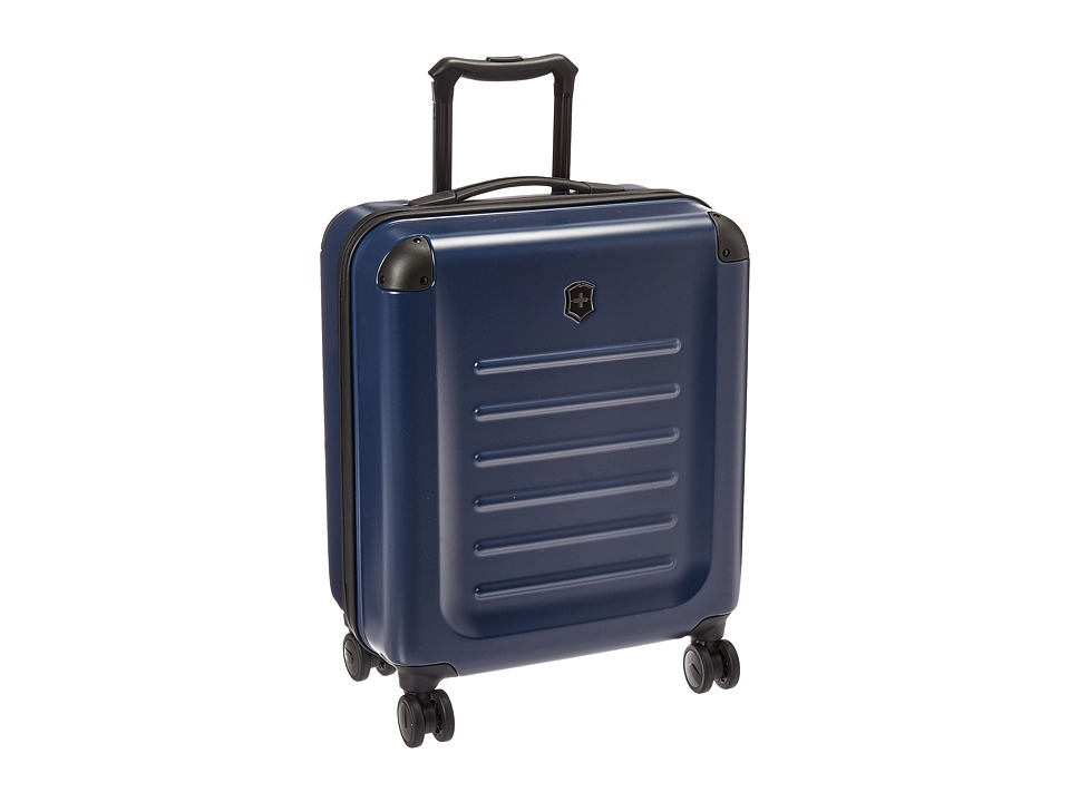 Victorinox - Spectra Extra Capacity Carry-On (Navy) Carry on Luggage