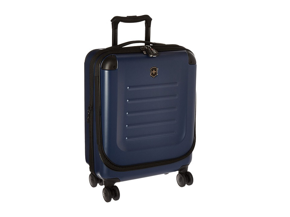 Victorinox - Spectra Expandable Global Carry-On (Navy) Carry on Luggage