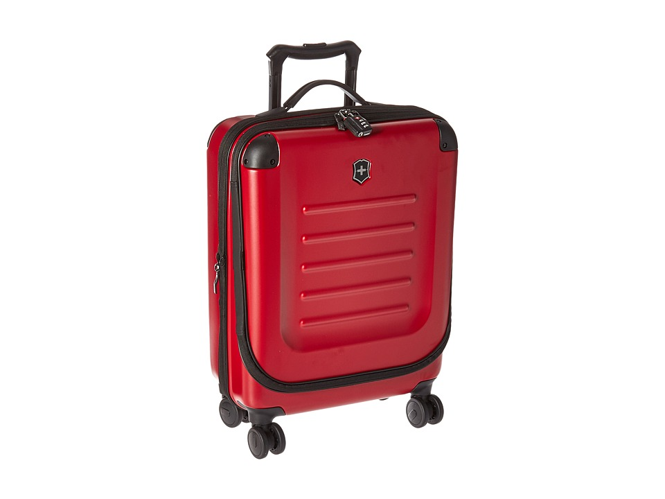 Victorinox - Spectra Expandable Global Carry-On (Red) Carry on Luggage