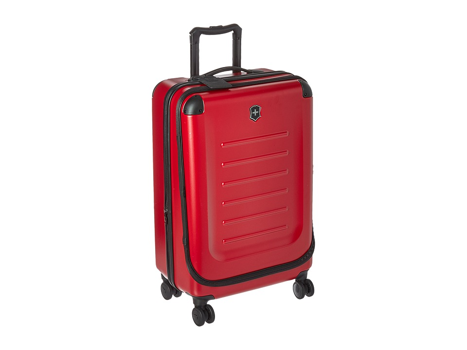Victorinox - Spectra Medium Expandable (Red) Carry on Luggage