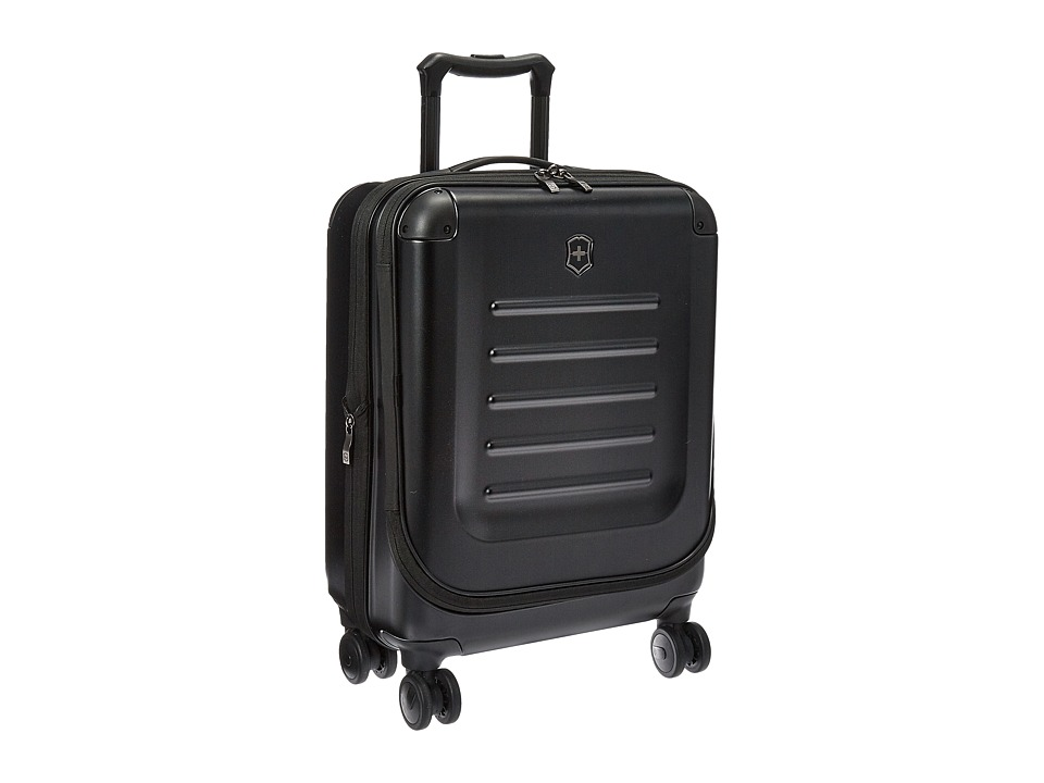 Victorinox - Spectra Expandable Global Carry-On (Black) Carry on Luggage