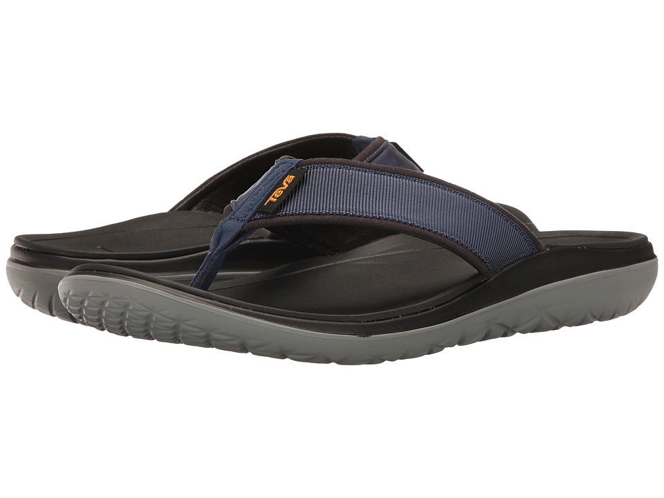 Teva Terra-Float Flip (Navy Solid) Men