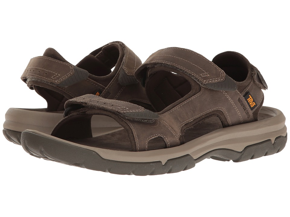 Teva - Langdon Sandal (Walnut) Men's Sandals