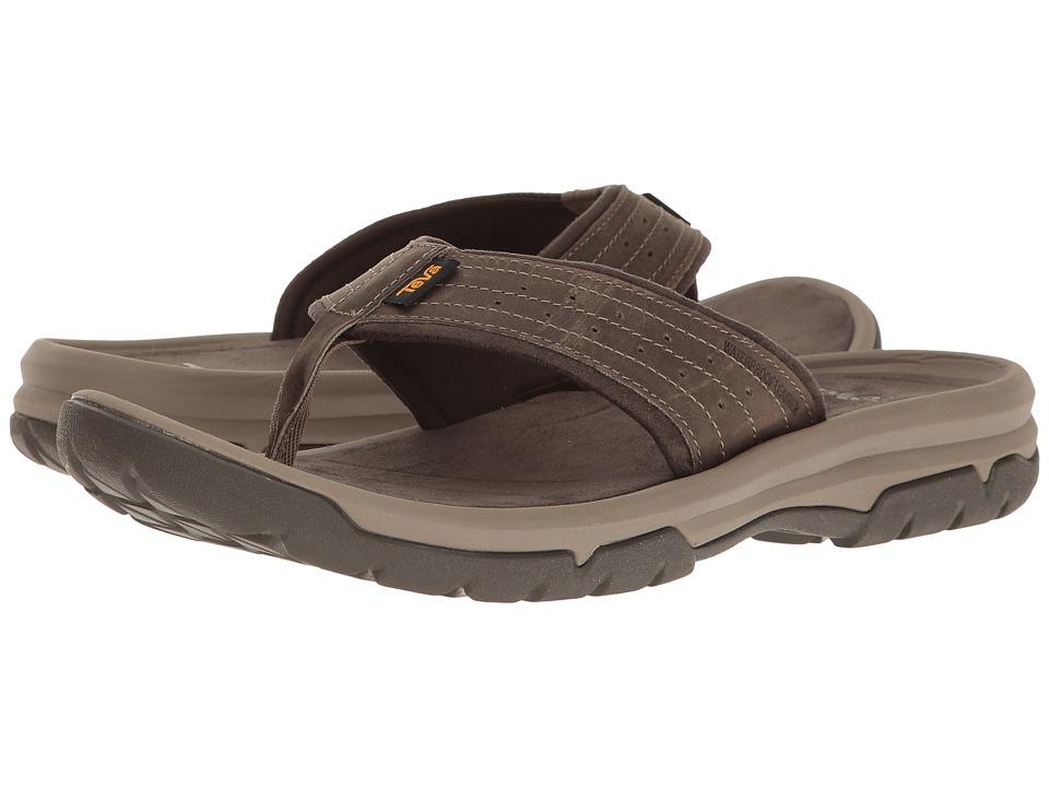 Teva - Langdon Flip (Walnut) Men's Sandals