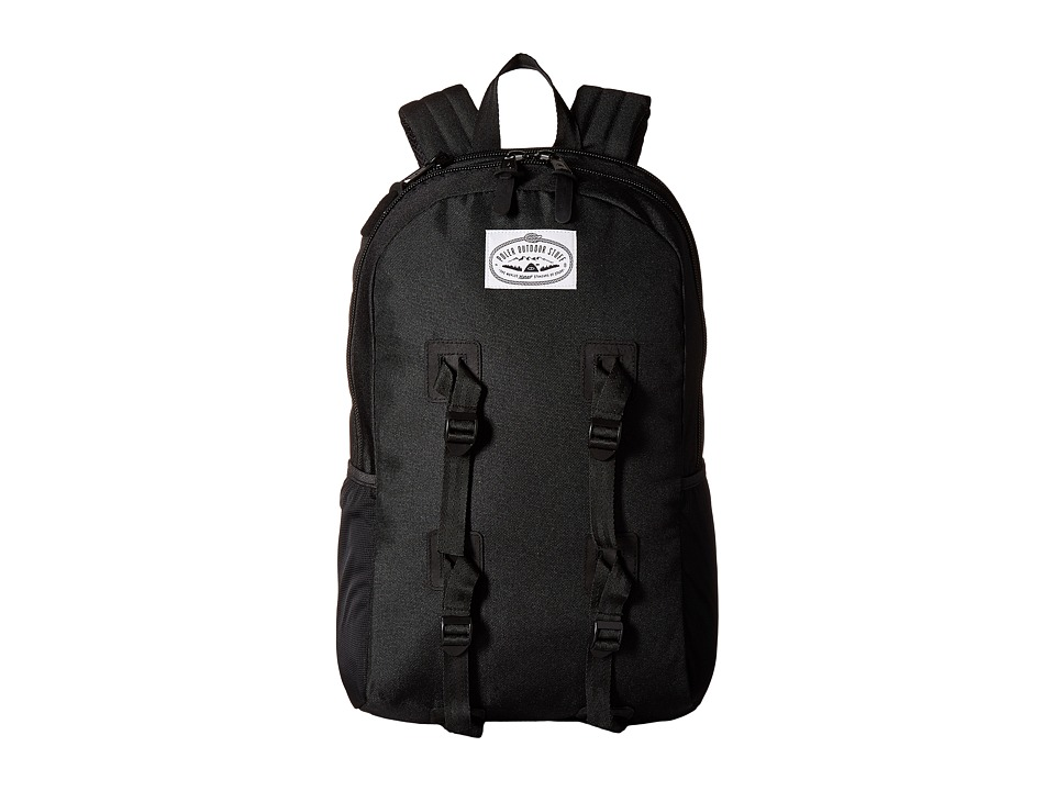 Poler Classic Day Pack (Black) Backpack Bags