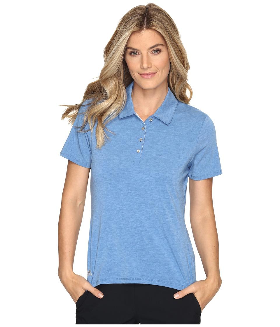 adidas Golf - Essentials Short Sleeve Polo