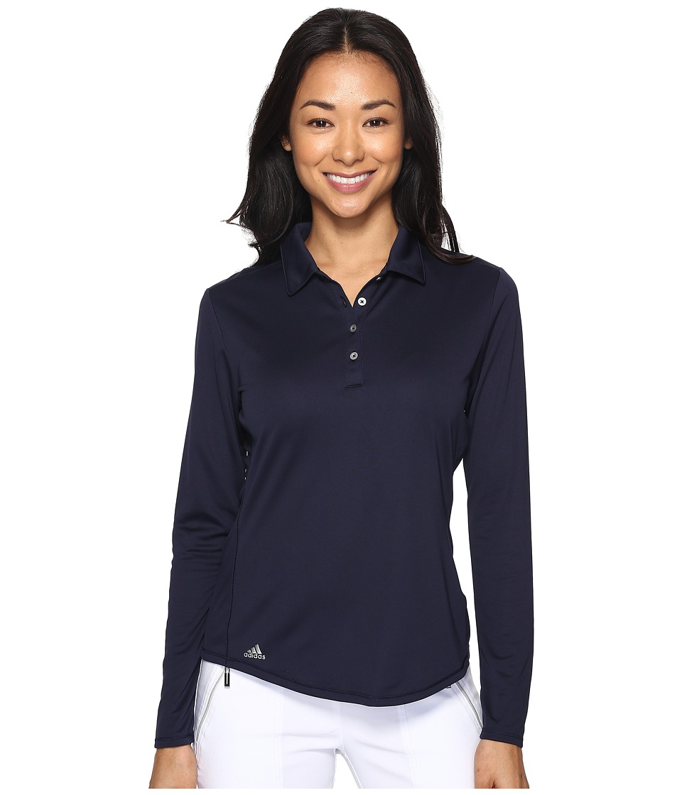 adidas Golf - Performance Long Sleeve Polo