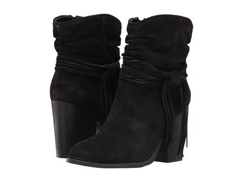 Jessica Simpson Sesley - Black Split Suede