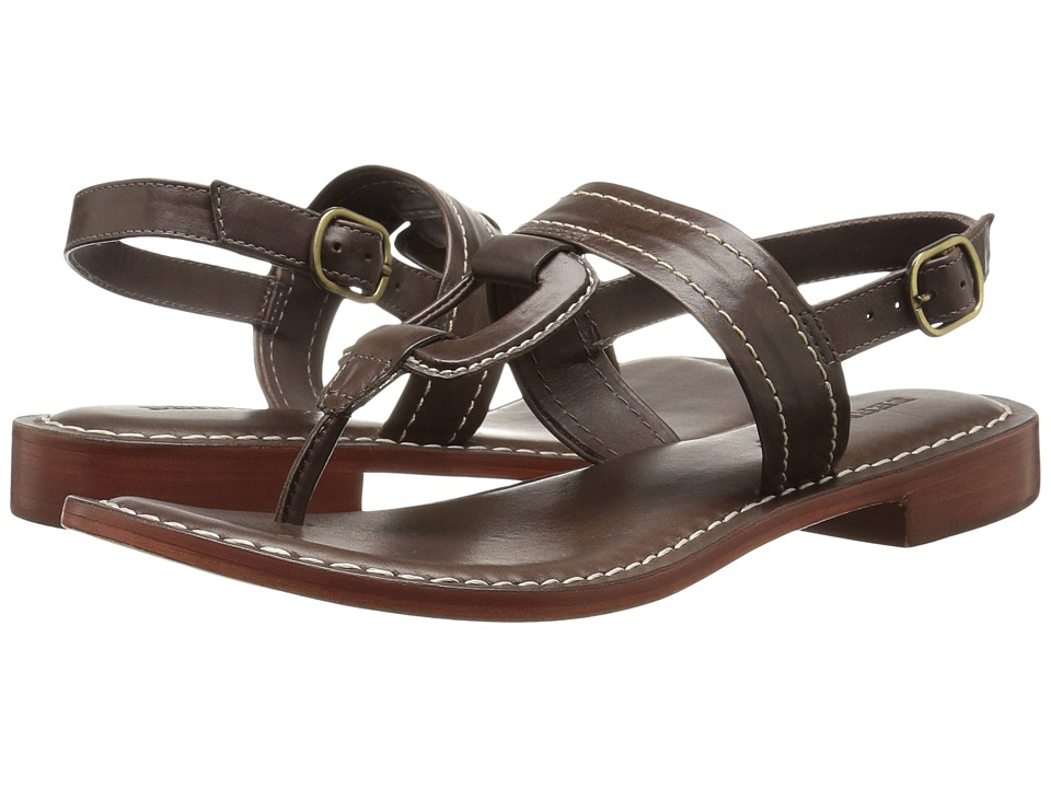 Bernardo Tegan (Chocolate) Sandals