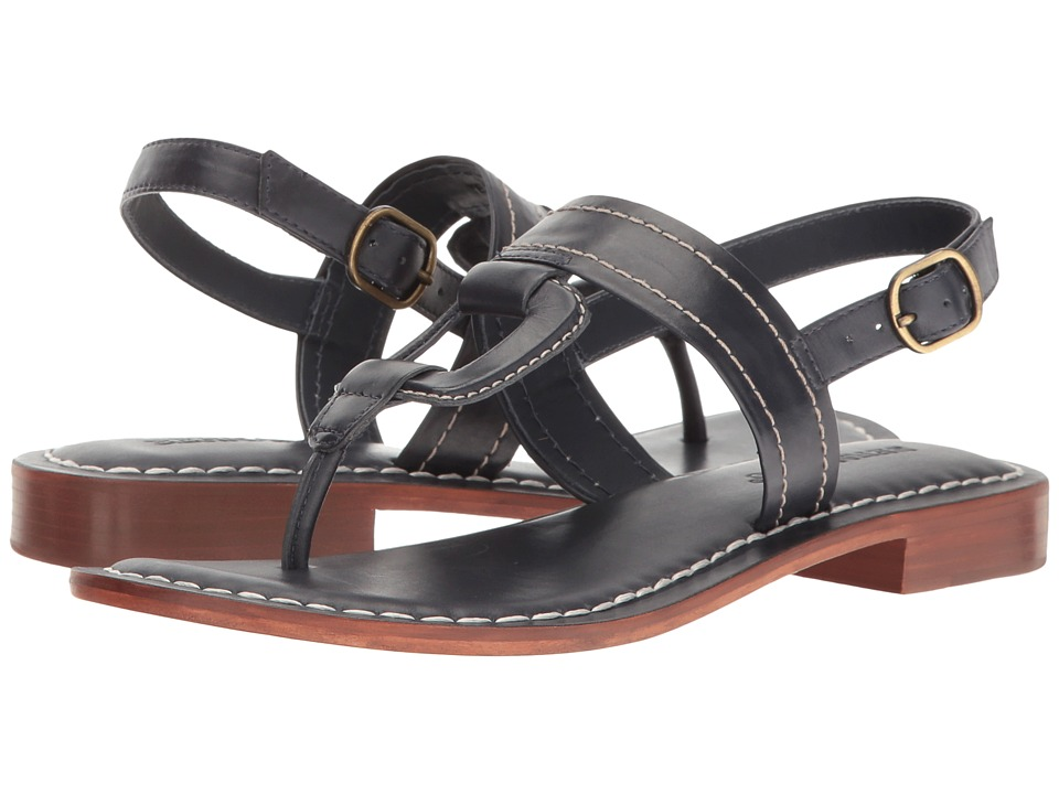 Bernardo Tegan (Navy) Sandals