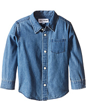 DL1961 Kids - Franklyn Chambray Shirt (Infant)