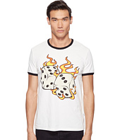 Just Cavalli - Flaming Dice T-Shirt