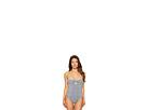 Emporio Armani - Seaworld Ajour One-Piece Knit Swimsuit